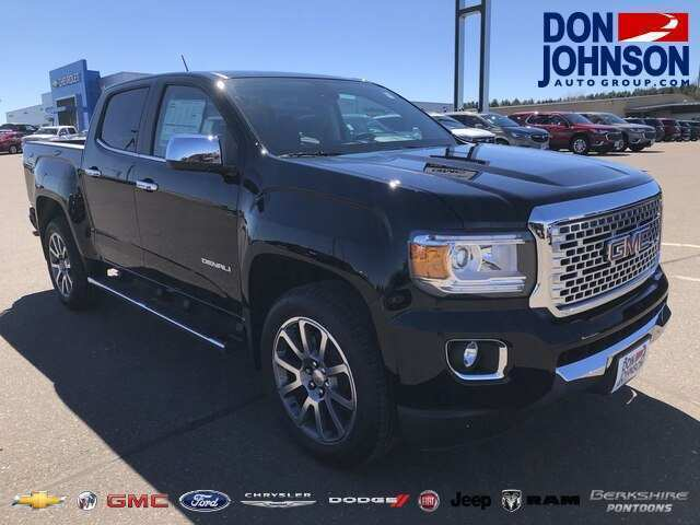 22 The Best 2019 GMC Canyon Denali Review And Release Date
