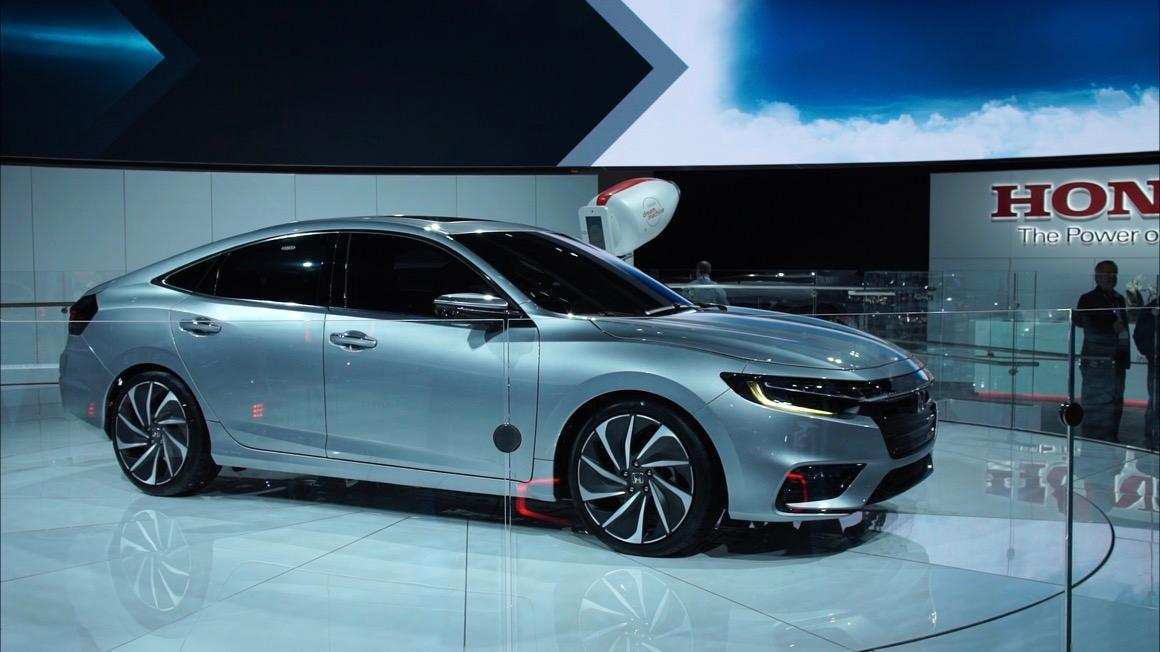 22 The Best 2019 Honda Insight Research New