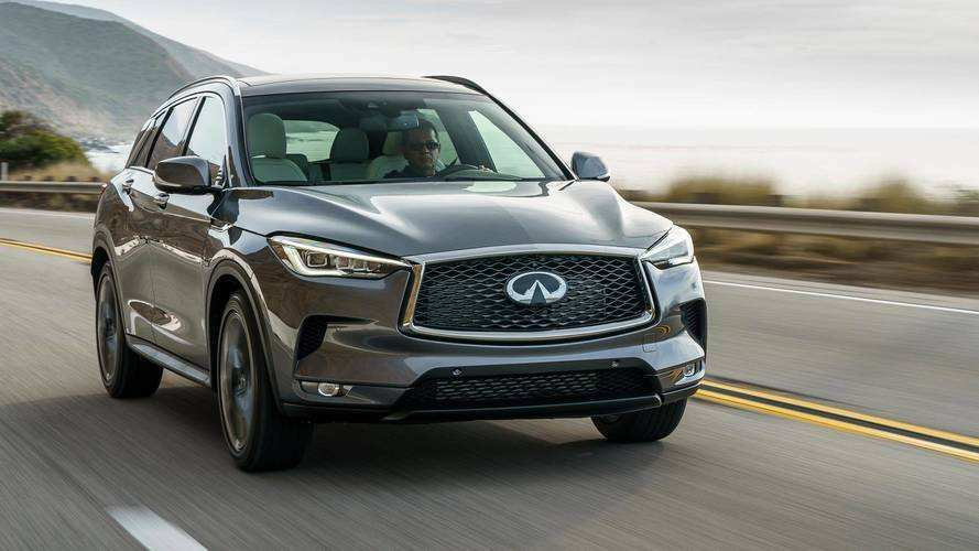 22 The Best 2019 Infiniti Qx50 First Drive Prices