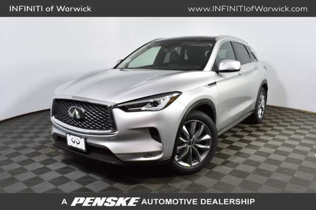 22 The Best 2019 Infiniti Qx50 Luxe Interior Configurations
