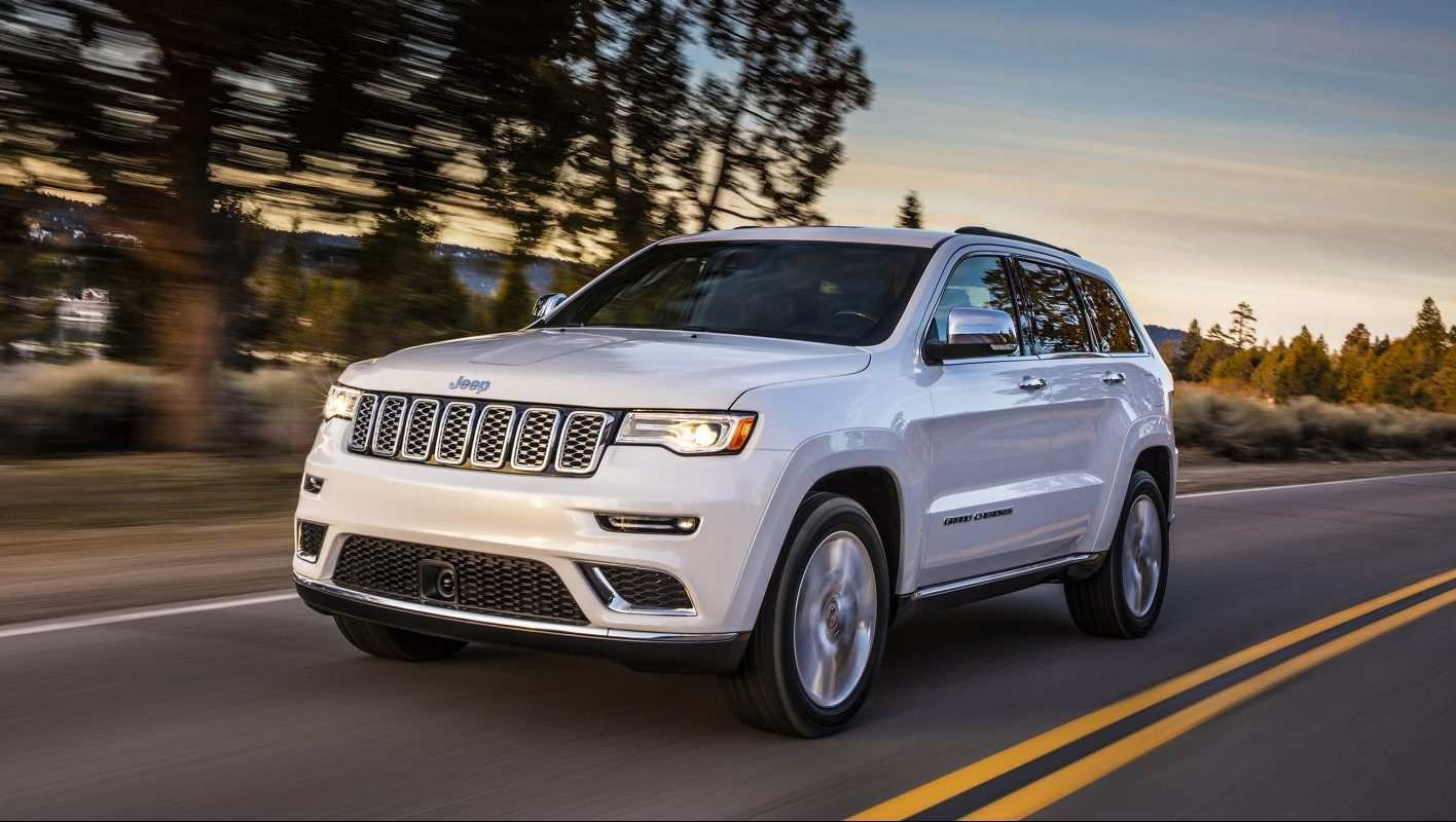 22 The Best 2019 Jeep Grand Cherokee Diesel Pictures