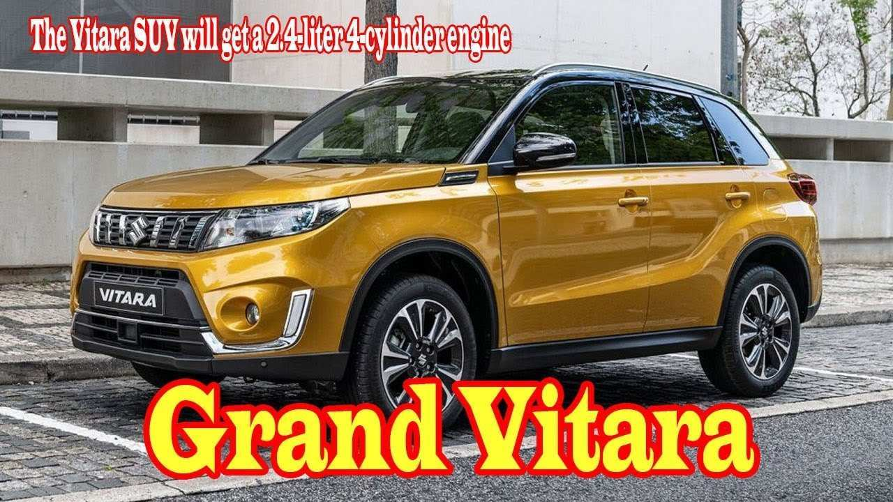22 The Best 2019 Suzuki Grand Vitara Price And Review