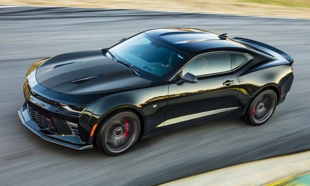 22 The Best 2019 The Camaro Ss History