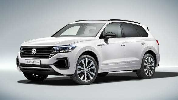 22 The Best 2019 Volkswagen Touareg Photos