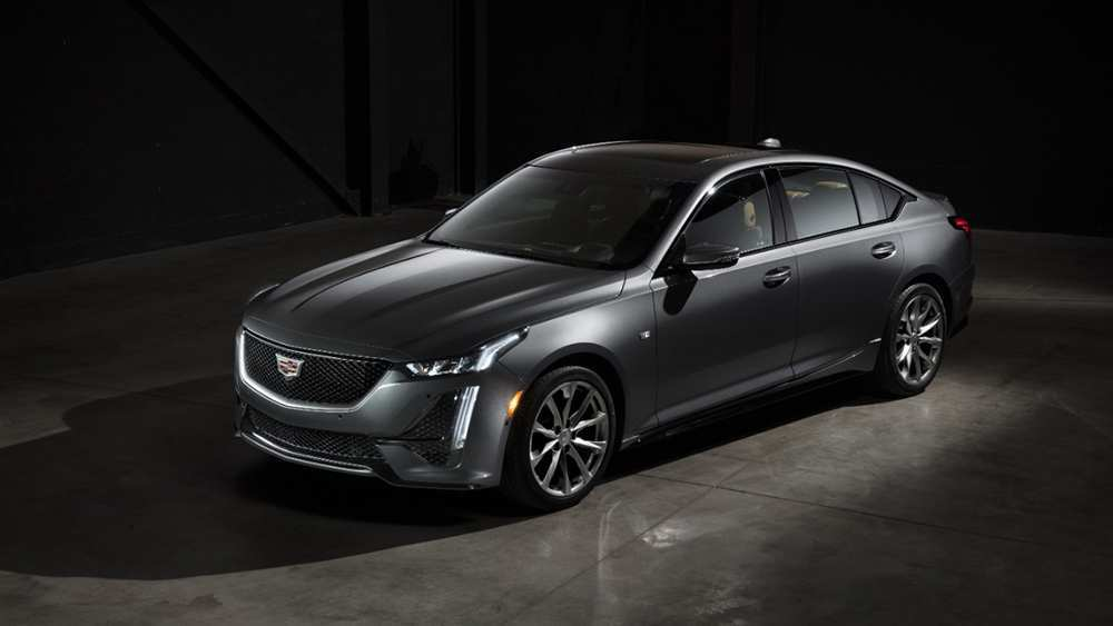 22 The Best 2020 Cadillac Ct5 V Prices