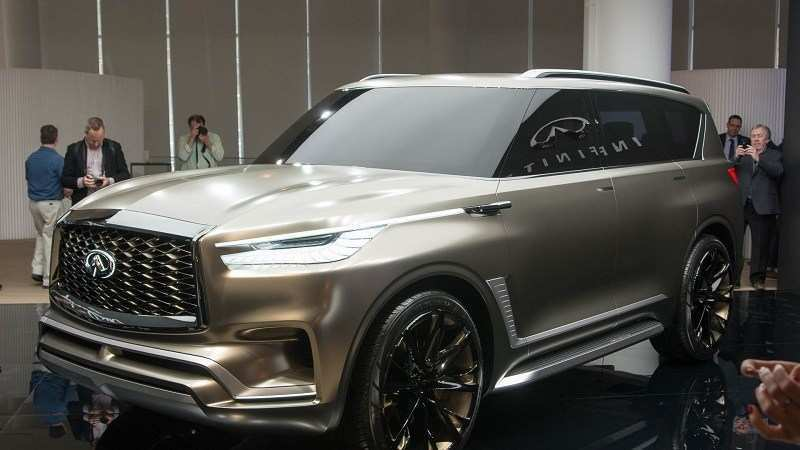 22 The Best 2020 Infiniti Qx80 For Sale First Drive