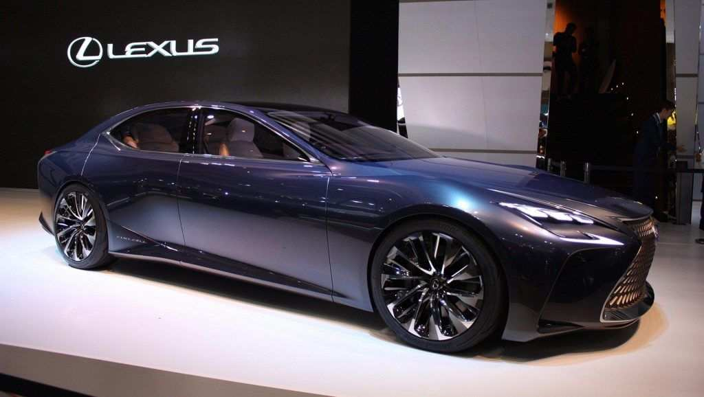 22 The Best 2020 Lexus Lf Lc Price And Release Date