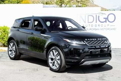 22 The Best 2020 Range Rover Sport Release Date And Concept