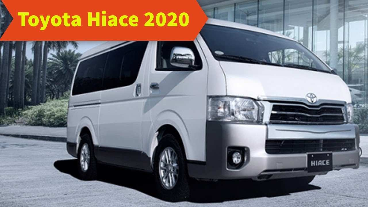 22 The Best 2020 Toyota Hiace Price And Release Date