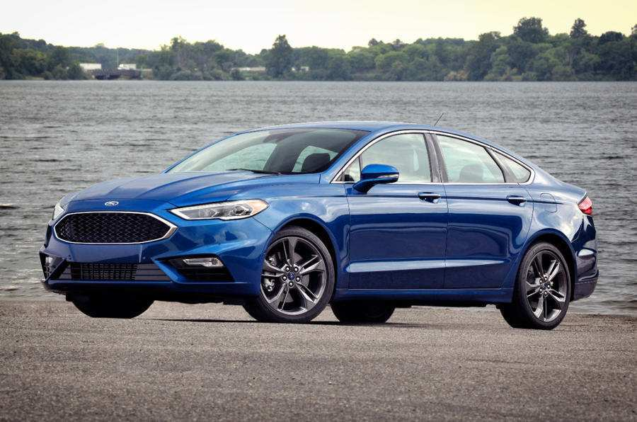 22 The Best Ford Mondeo 2020 Spy Shoot