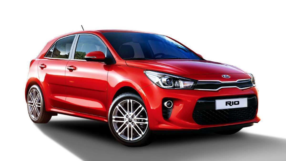 22 The Best Kia Rio 2019 Review Wallpaper
