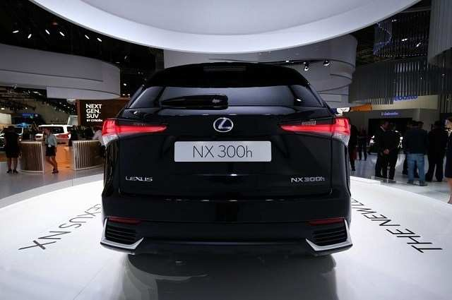 22 The Best Kiedy Nowy Lexus Nx 2020 Performance And New Engine