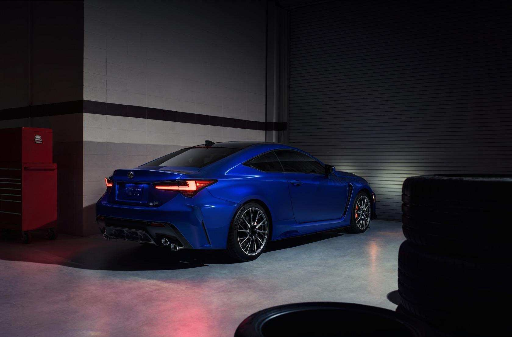 22 The Best Lexus Rcf 2019 New Concept