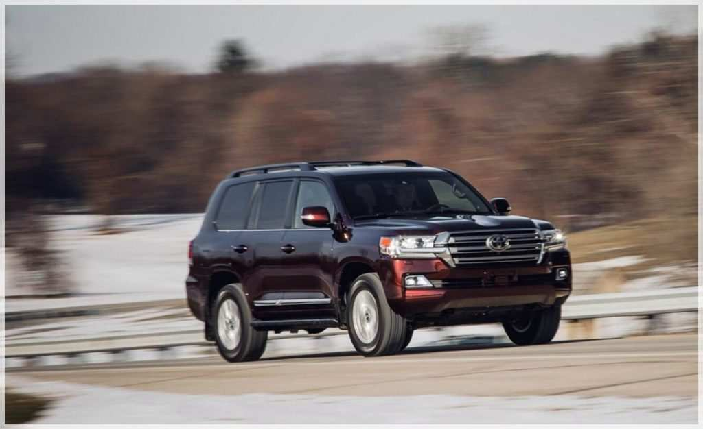 22 The Best Toyota Land Cruiser 2020 Spy Performance