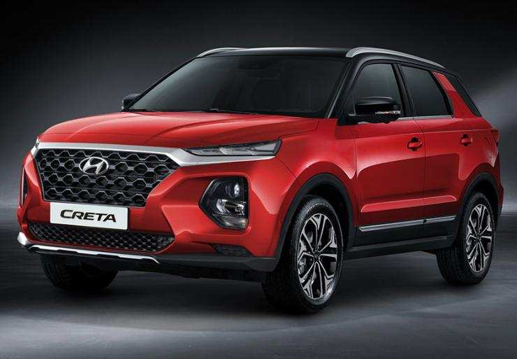 22 The Hyundai Creta New Model 2020 Redesign And Concept