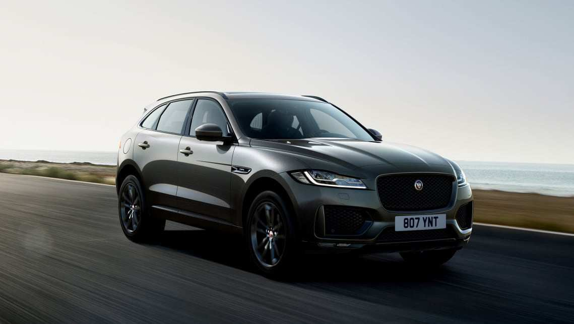 22 The Jaguar F Pace 2020 Model Model