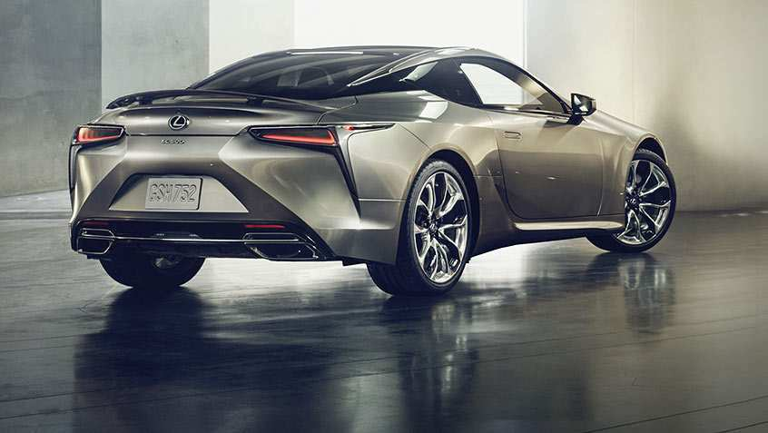 22 The Lc Lexus 2019 Configurations
