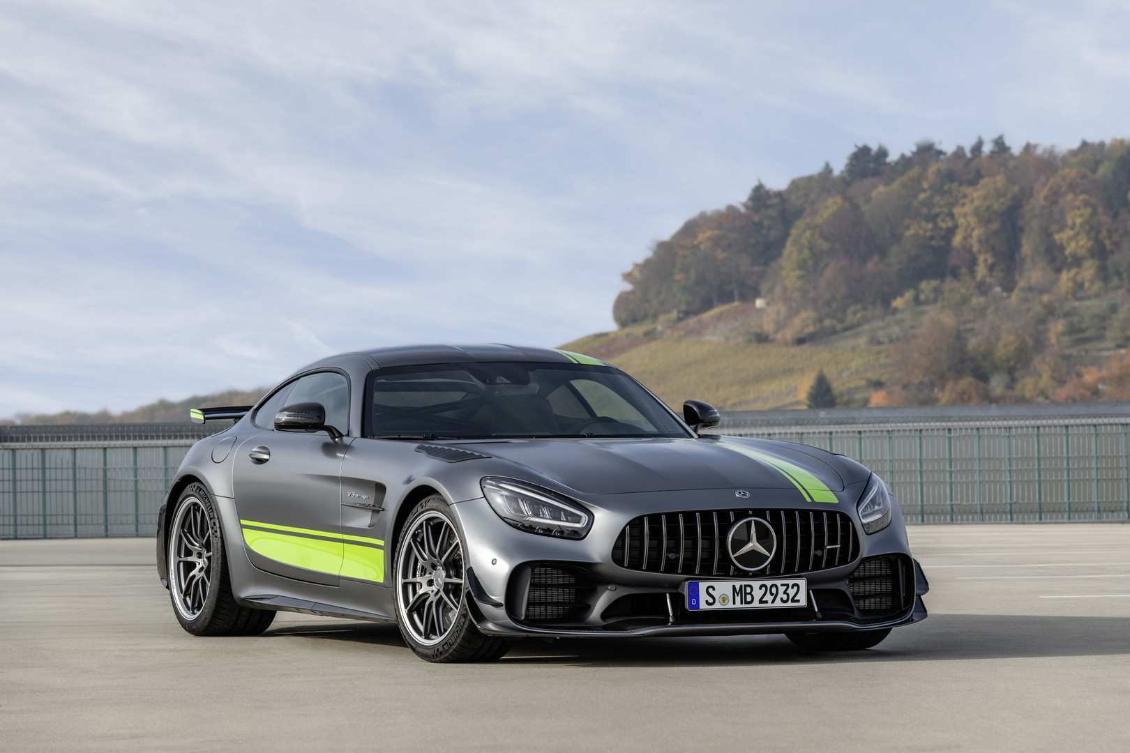 22 The Mercedes 2019 Amg Gt Release Date