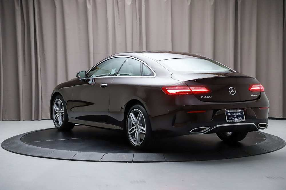 22 The Mercedes 2019 E450 New Model And Performance