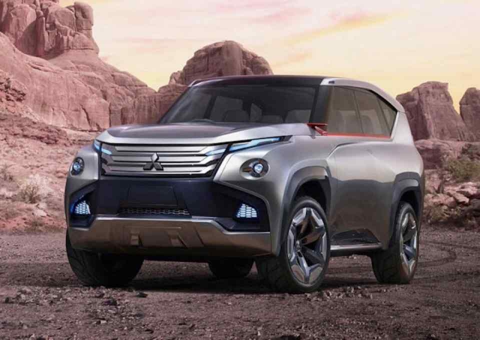 22 The Mitsubishi Montero Wagon 2020 Redesign And Review