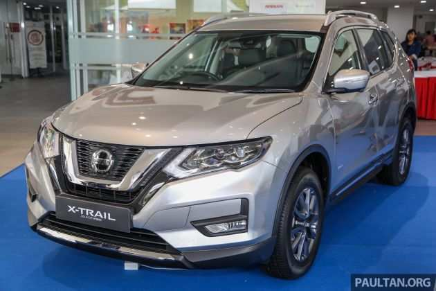 22 The Nissan X Trail 2019 Review Exterior And Interior