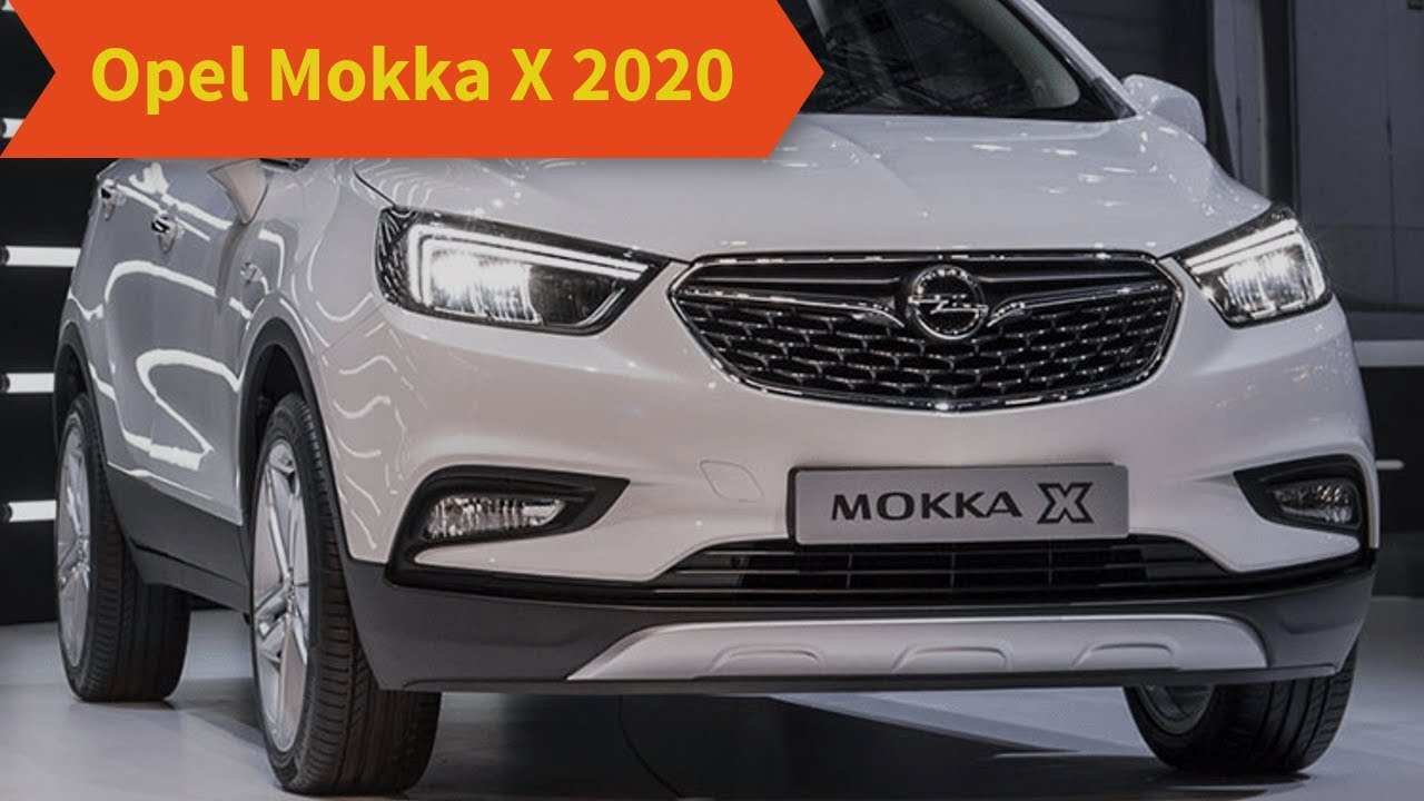 22 The Nuevo Opel Mokka X 2020 Price And Review