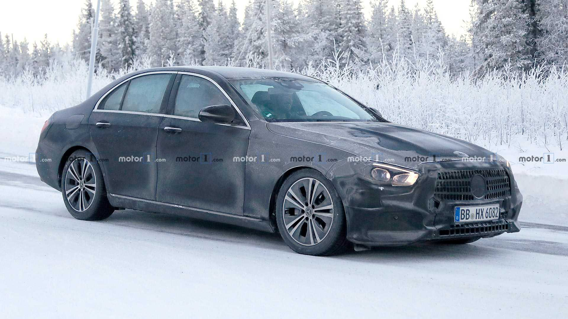 22 The Spy Shots Mercedes E Class Price Design And Review