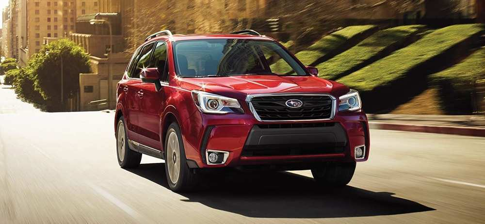 22 The Subaru Forester 2019 Ground Clearance Wallpaper