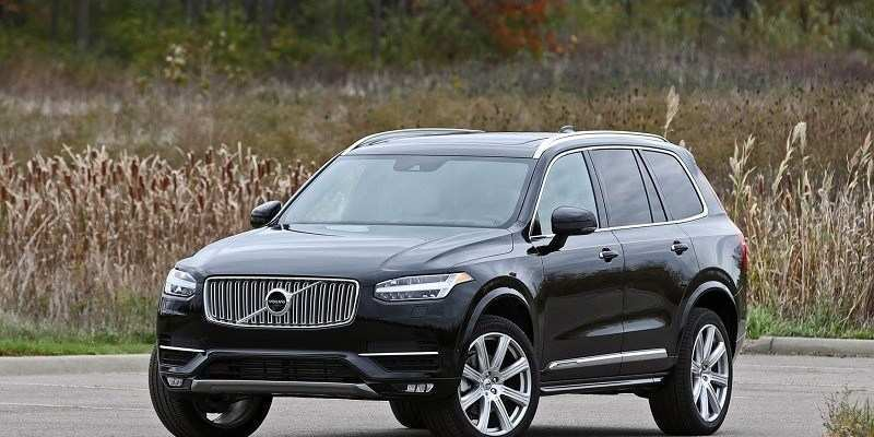 22 The Volvo Xc90 Hybrid 2020 Price