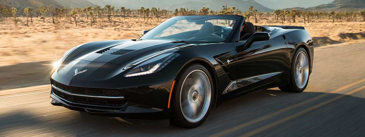 23 A 2019 Corvette Stingray Pictures