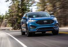2019 Ford Edge New Design