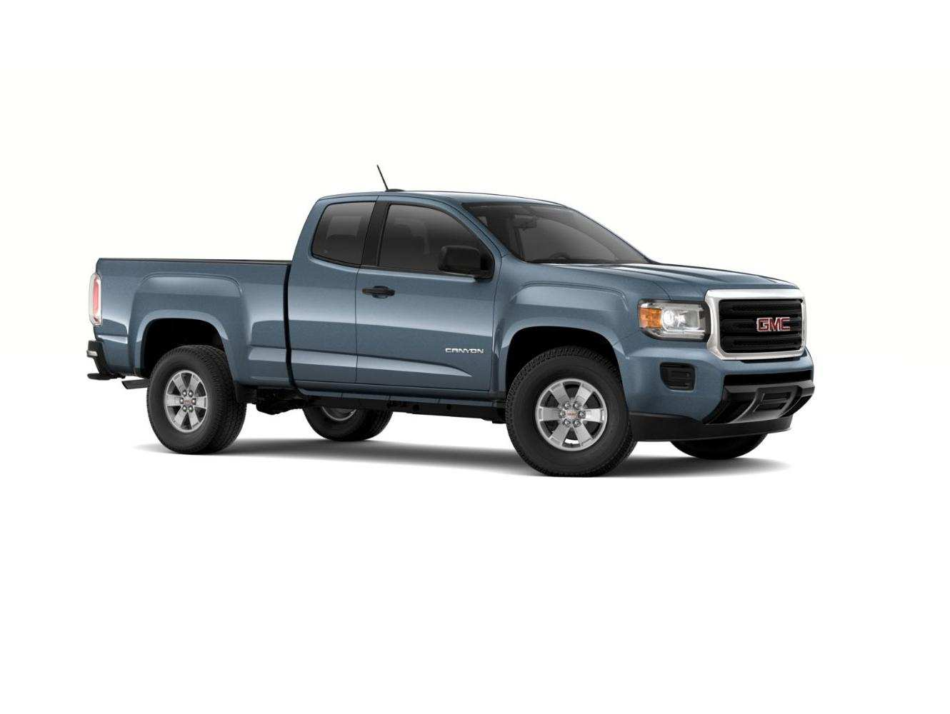 23 A 2019 GMC Canyon Overview