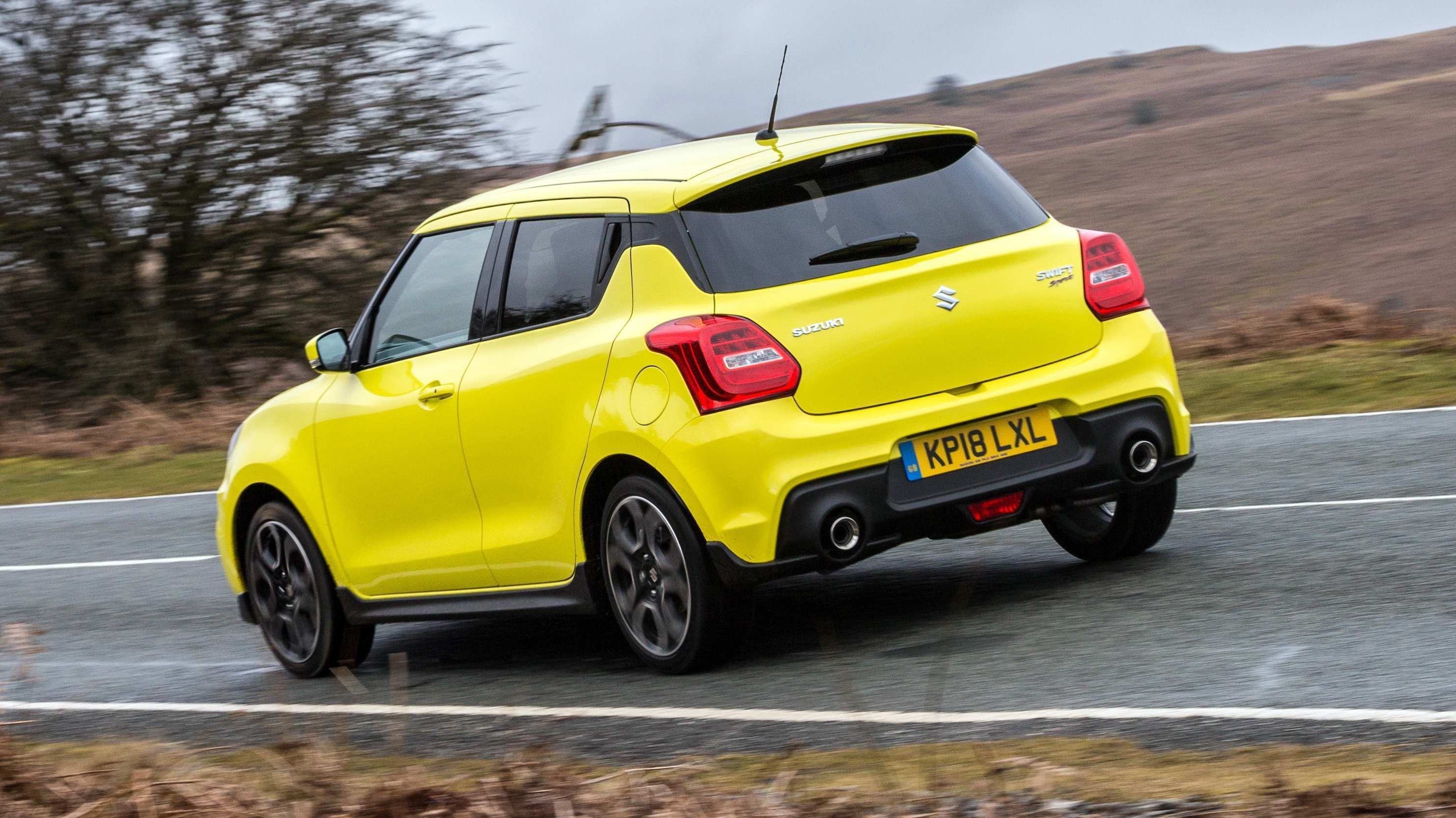 23 A 2019 New Suzuki Swift Sport Review