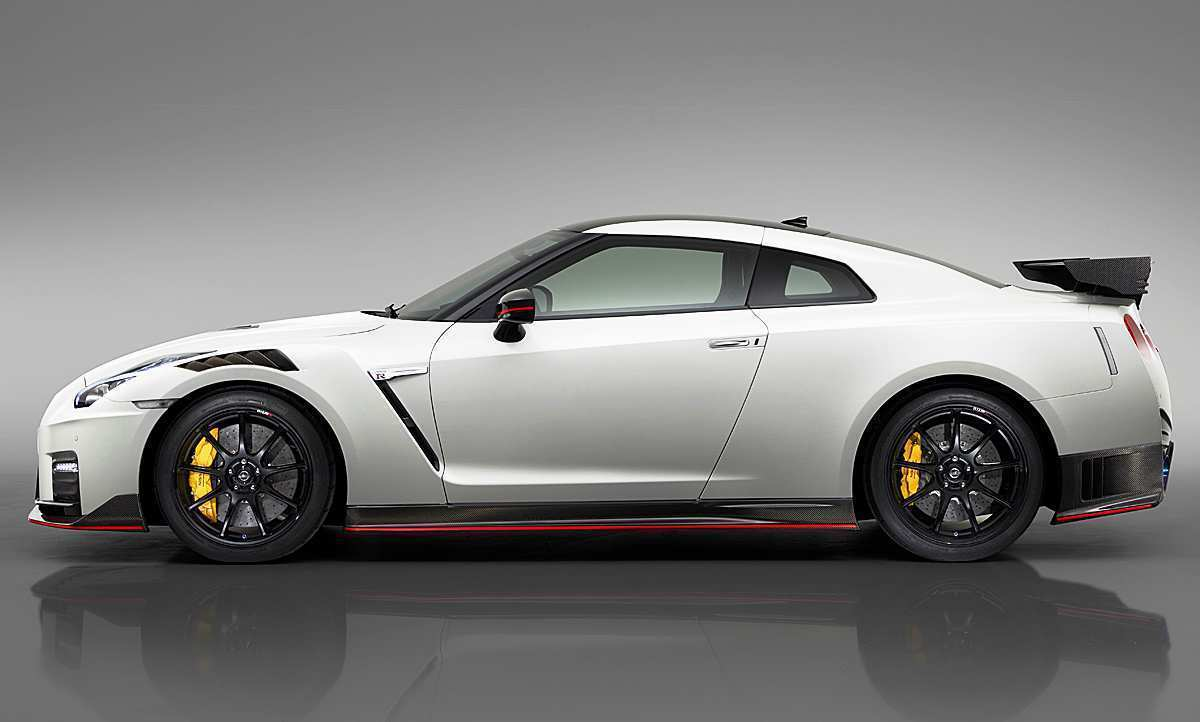 23 A 2019 Nissan Gt R Nismo New Review