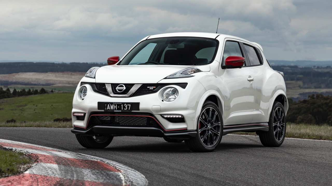 23 A 2019 Nissan Juke Review Overview