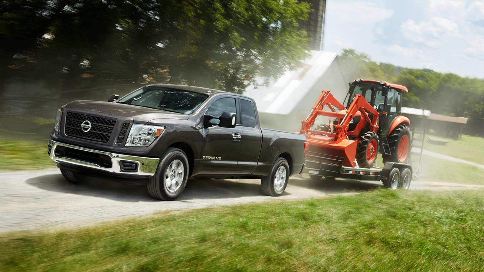23 A 2019 Nissan Titan Interior Specs And Review