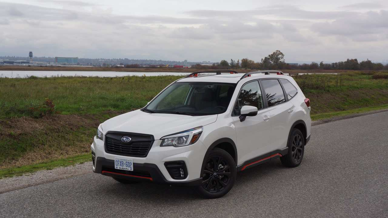 23 A 2019 Subaru Forester Sport Picture