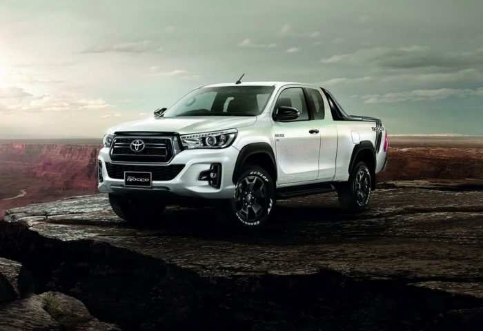 23 A 2019 Toyota Hilux Spy Shots Pricing