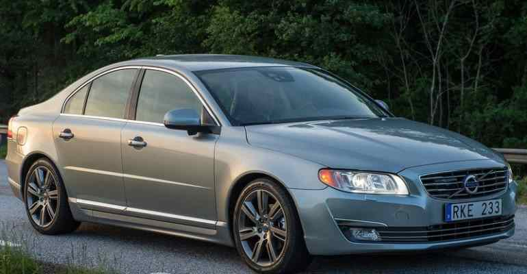 23 A 2019 Volvo S80 Review And Release Date