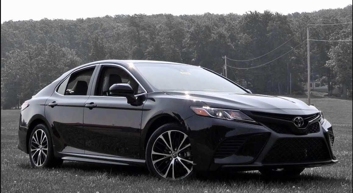 23 A 2020 All Toyota Camry Review