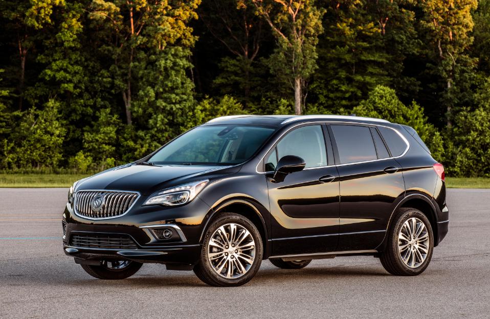 23 A 2020 Buick Envision Interior Reviews