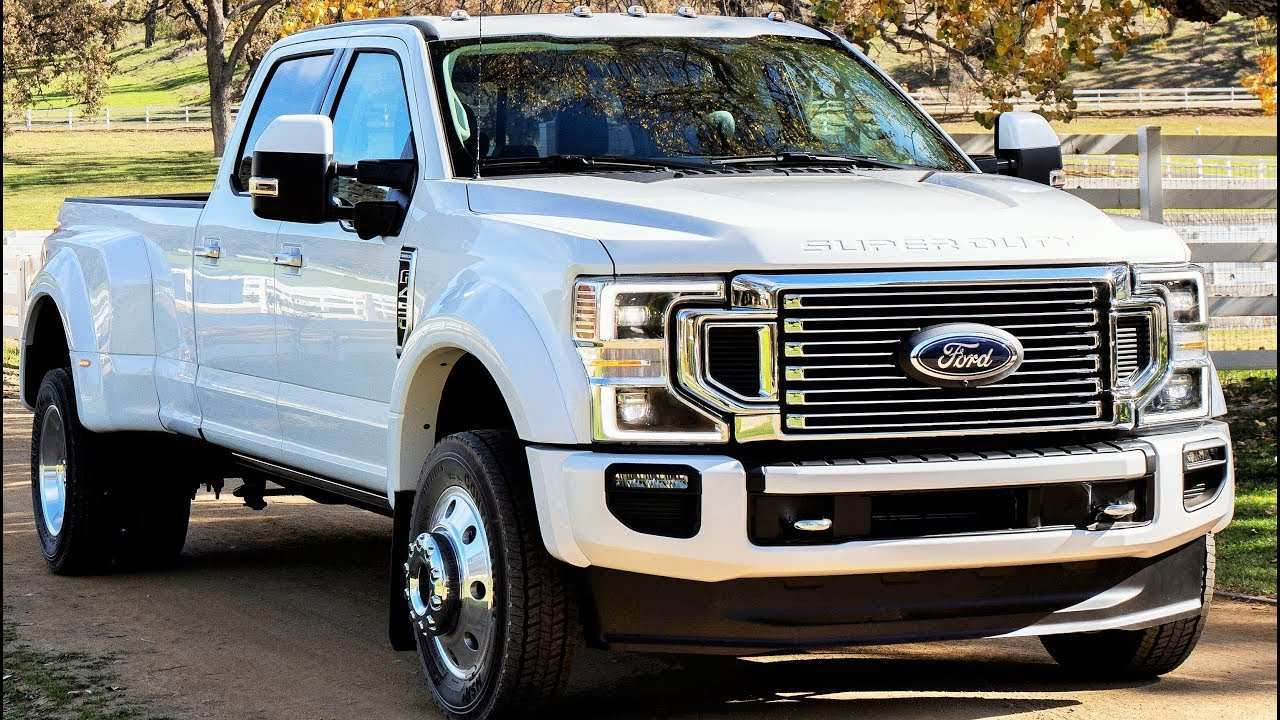 23 A 2020 Ford F450 Super Duty Style