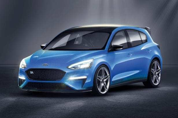 23 A 2020 Ford Focus RS Performance
