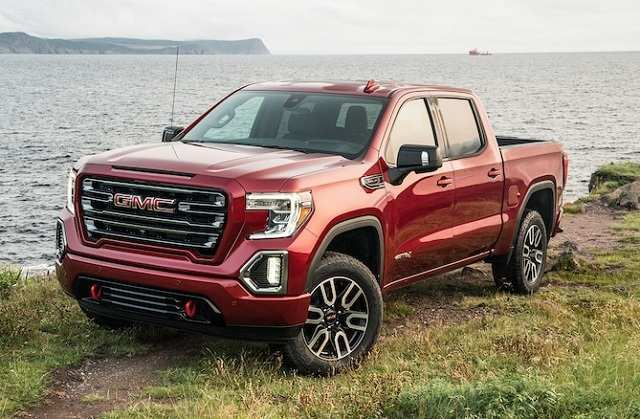 23 A 2020 GMC Sierra 1500 First Drive