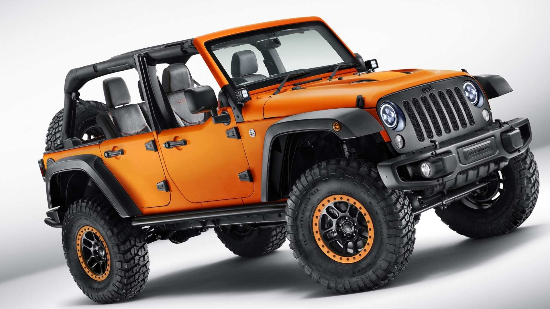 23 A 2020 Jeep Wrangler Updates Exterior and Interior
