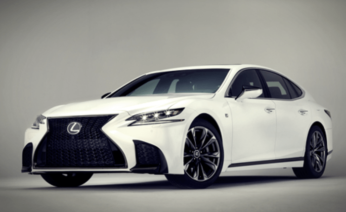 23 A 2020 Lexus GS F Exterior And Interior