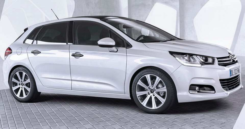 23 A 2020 New Citroen C4 Rumors
