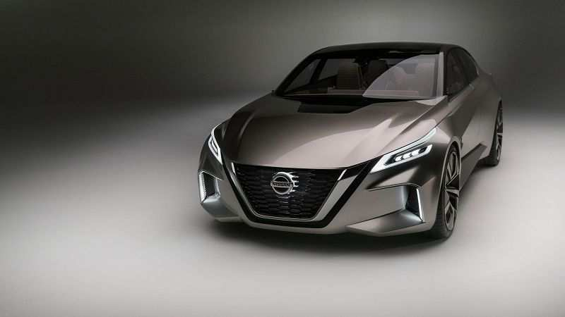 23 A 2020 Nissan Maximas Release Date And Concept