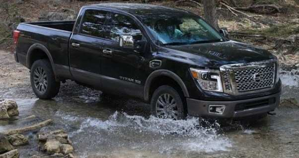 23 A 2020 Nissan Titan Redesign and Concept