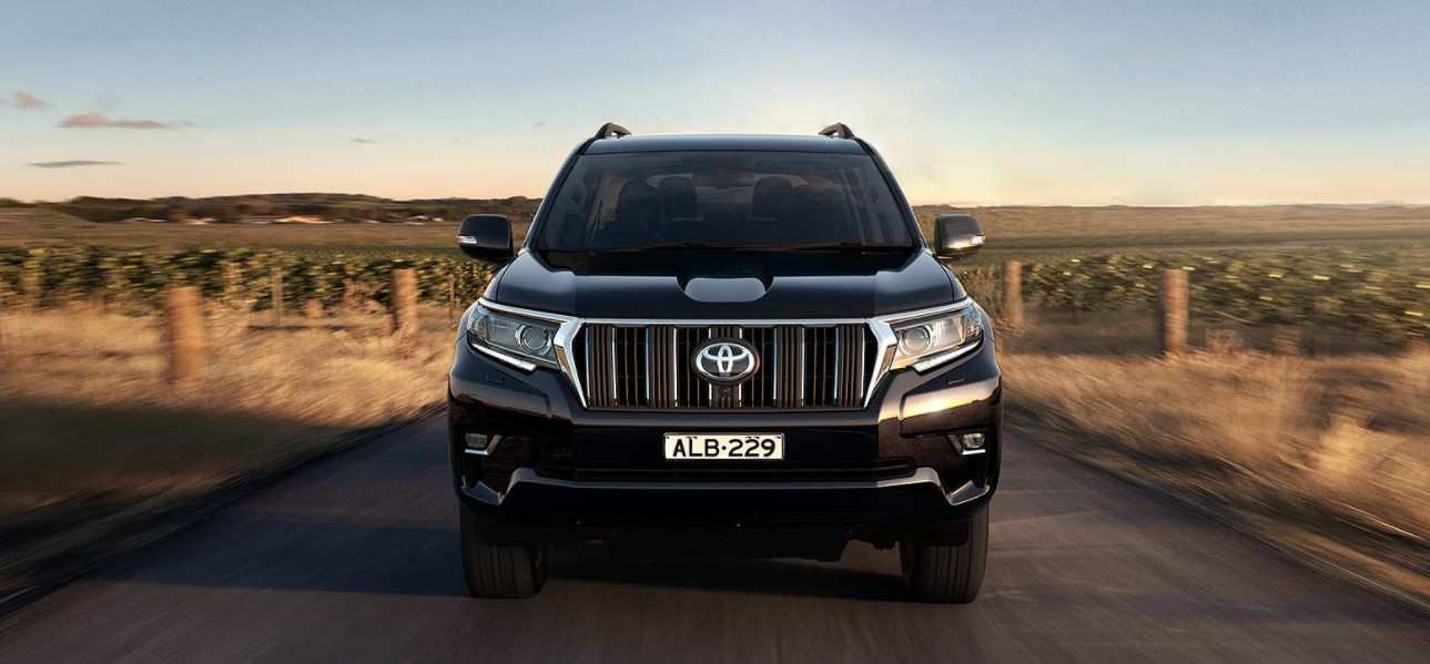 23 A 2020 Toyota Land Cruiser Pictures
